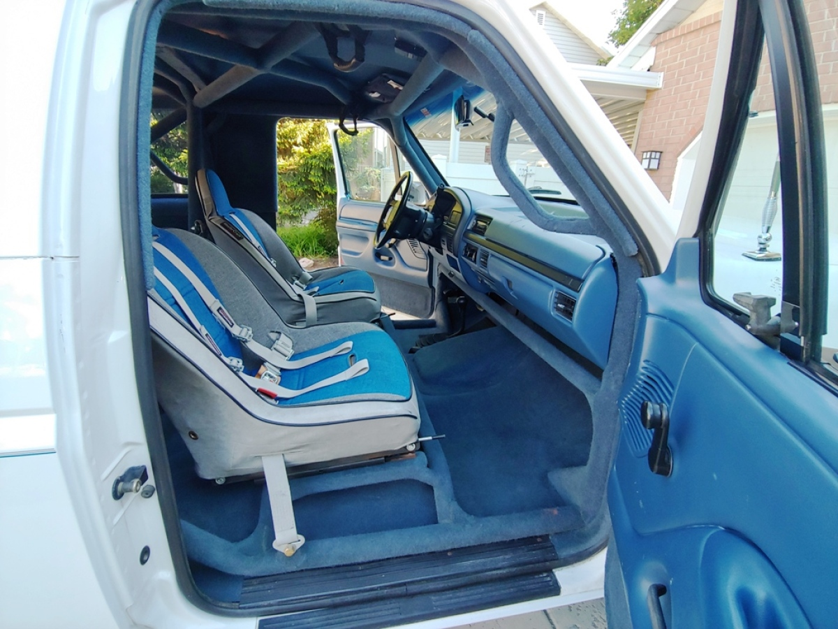 For Sale: 1996 Bronco XL Chase/Pre-Runner - photo35