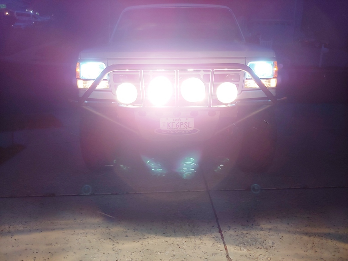 For Sale: 1996 Bronco XL Chase/Pre-Runner - photo15
