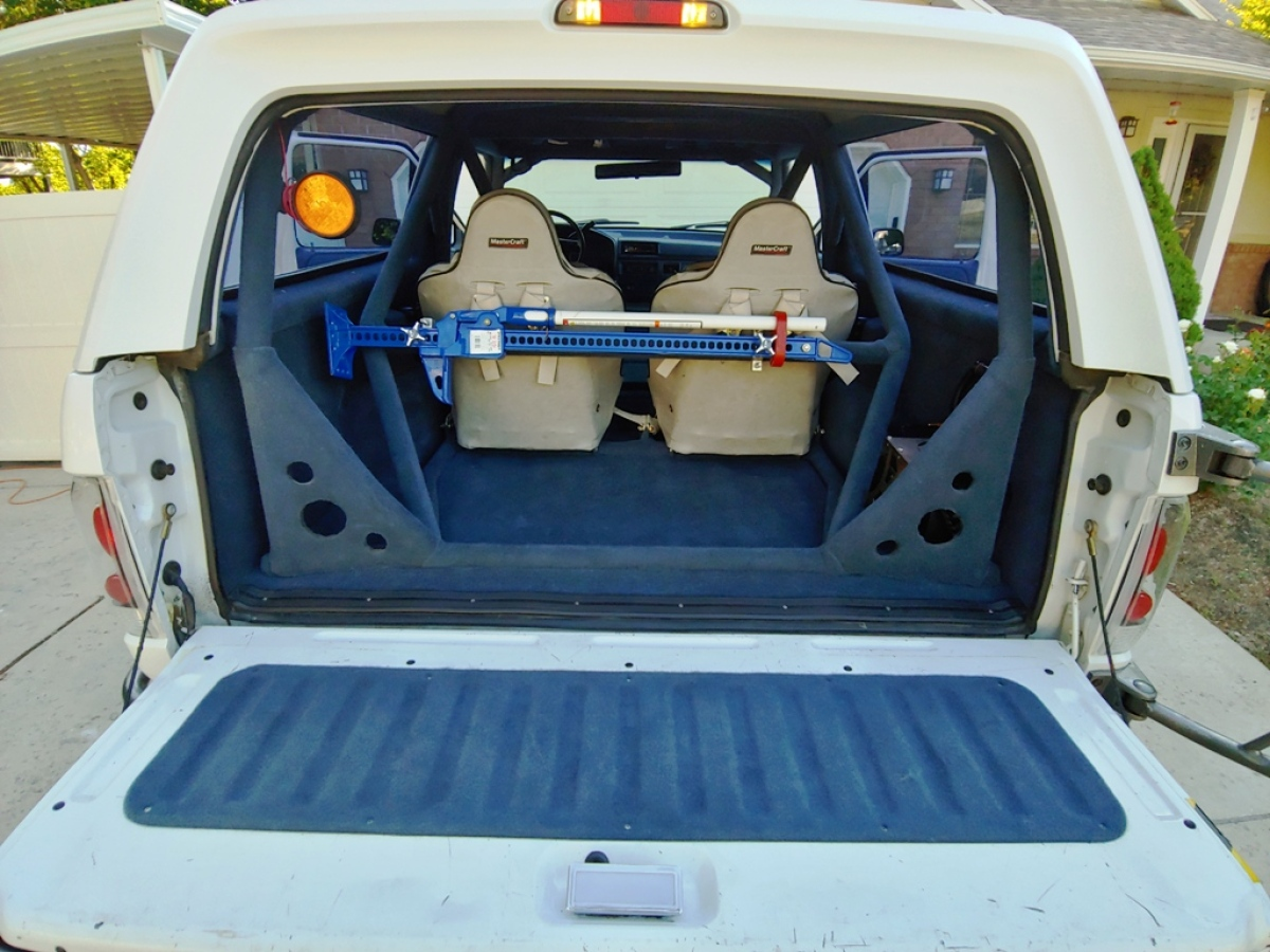 For Sale: 1996 Bronco XL Chase/Pre-Runner - photo41