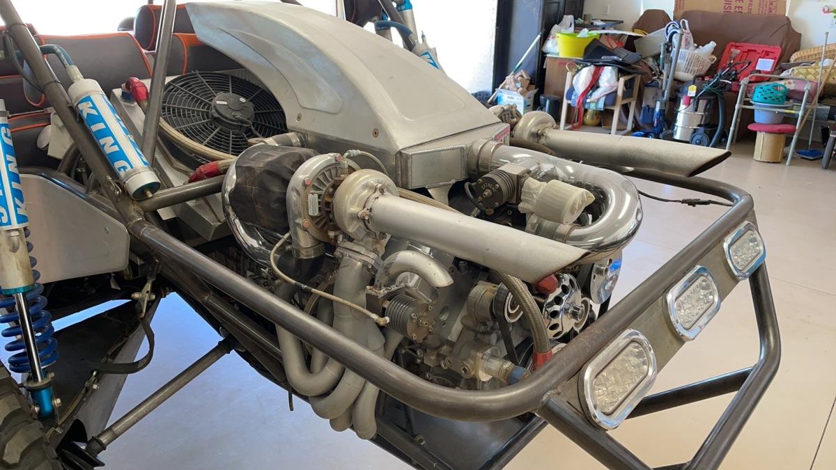 For Sale: 2006 SANDCO Dual Sport Sandrail - LS2 Twin Turbo (740hp) - photo2