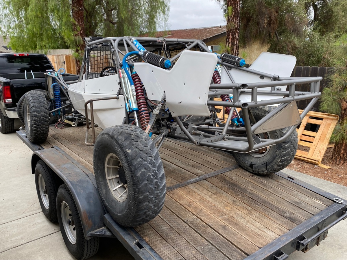 For Sale: Chenowth DR2 Vintage class 2 race car project-Roller SOLD- Thanks RDC - photo1