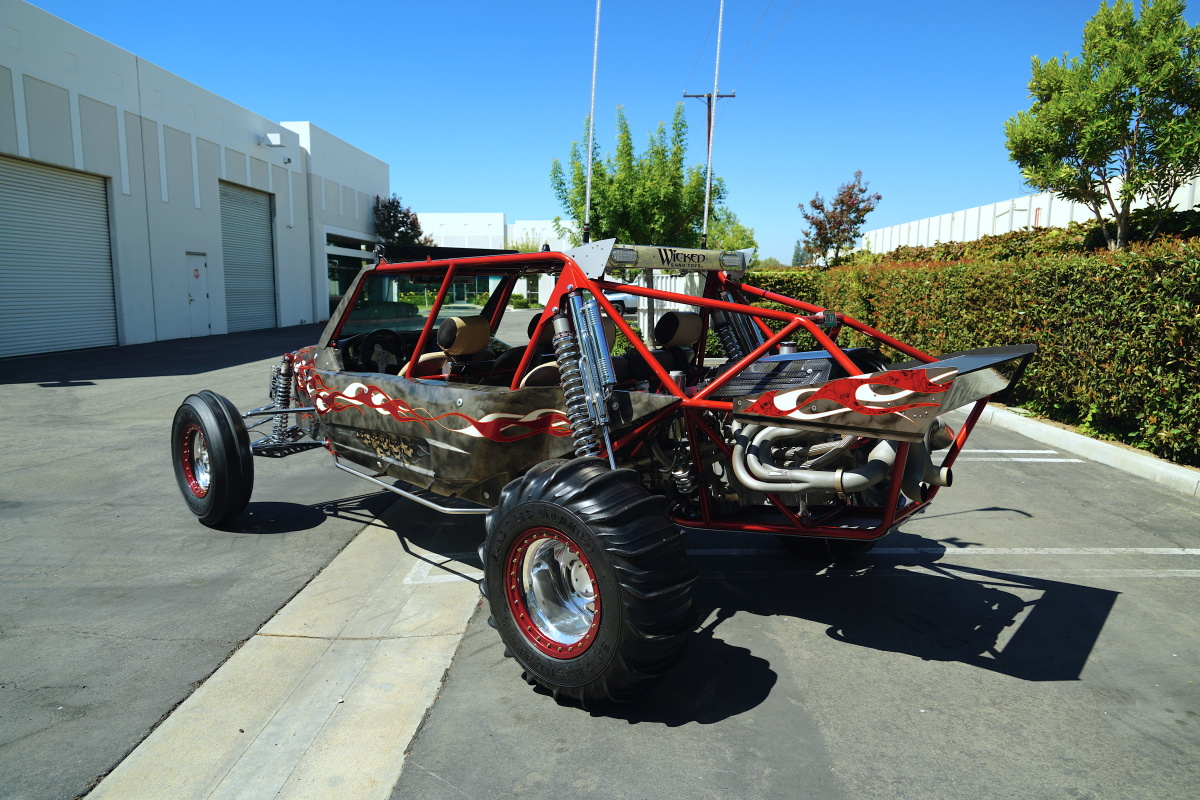 For Sale: Wicked Sand Car - photo3