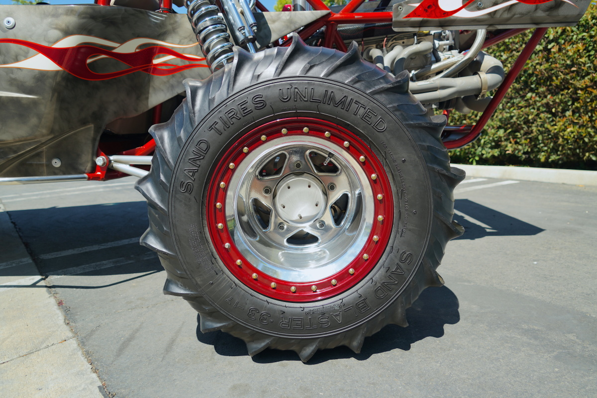 For Sale: Wicked Sand Car - photo9