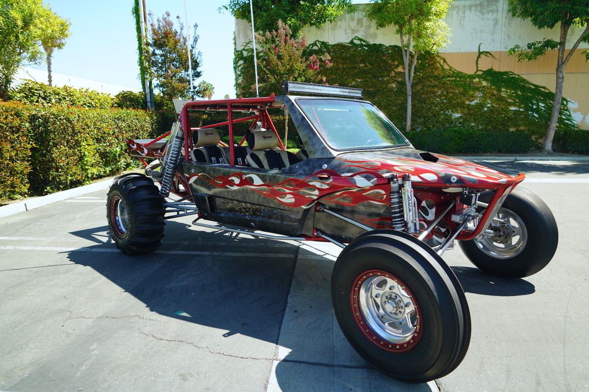 For Sale: Wicked Sand Car - photo1