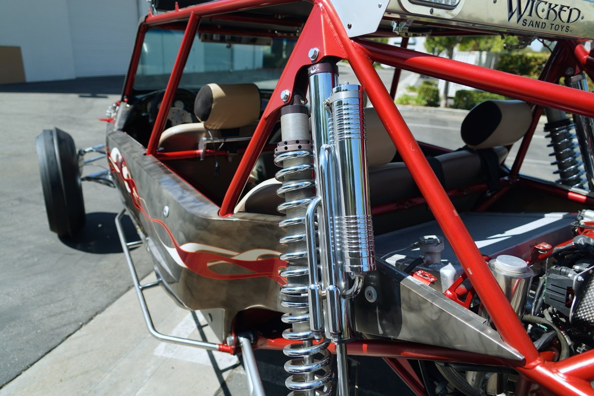 For Sale: Wicked Sand Car - photo10
