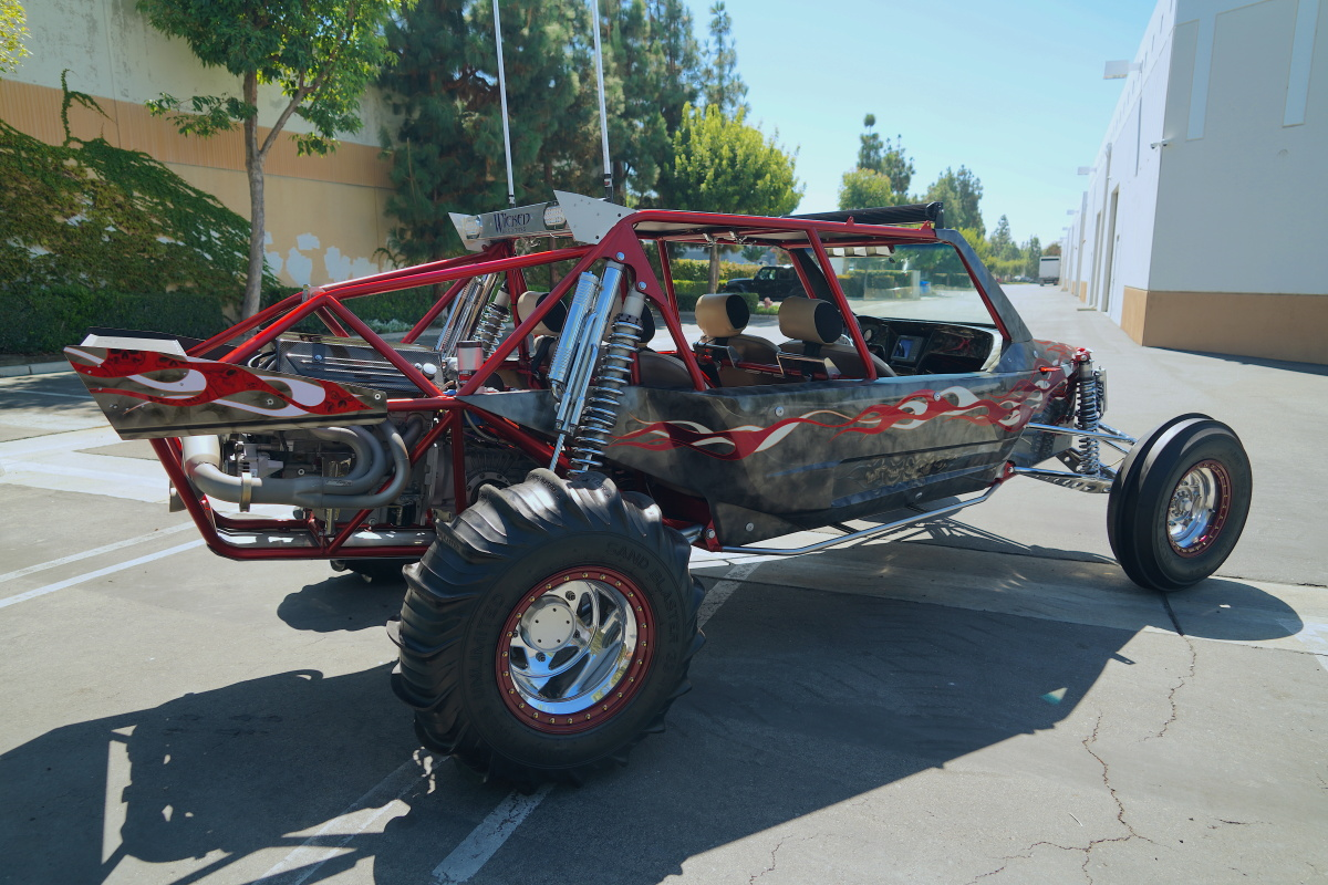 For Sale: Wicked Sand Car - photo0