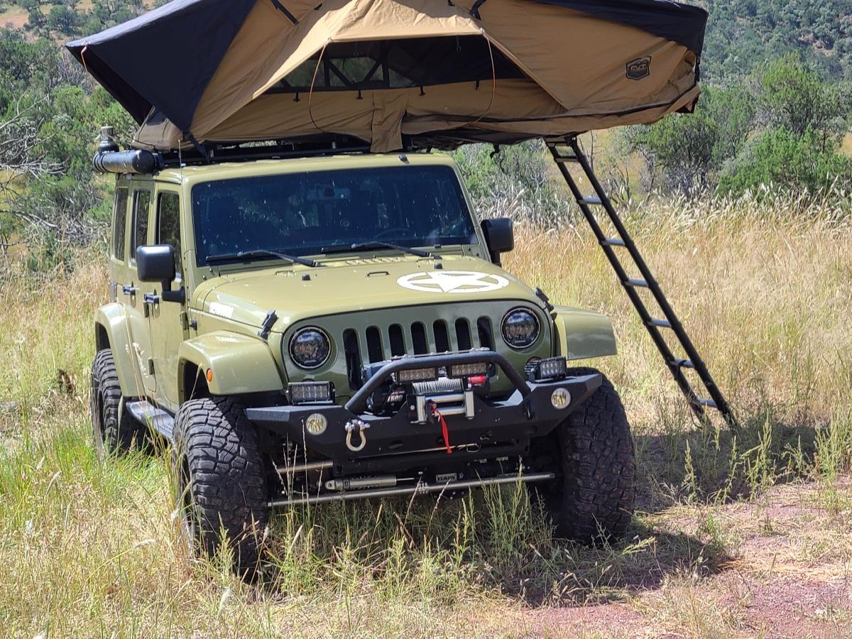 For Sale: 2013 jeep wrangler j/k oscar Mike freedom edition - photo0