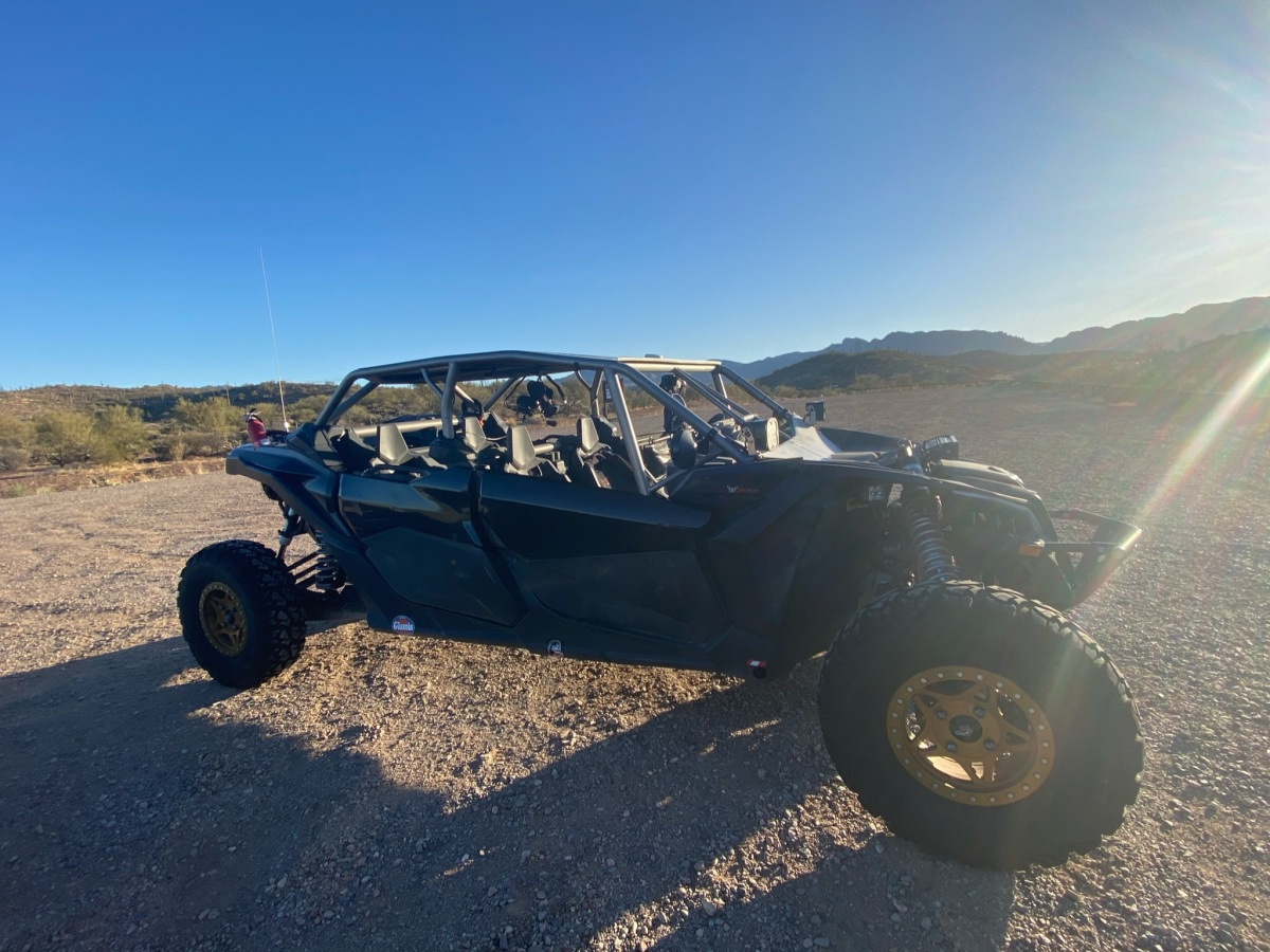 For Sale: CanAm X3 RS Max  - photo6