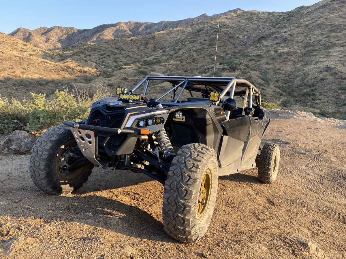 For Sale: CanAm X3 RS Max  - photo1