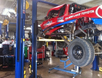 For Sale:Tacoma race truck