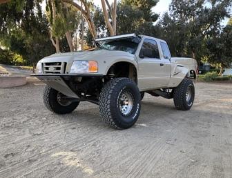 For Sale:1996 Ford Ranger Prerunner Aluminum LS1