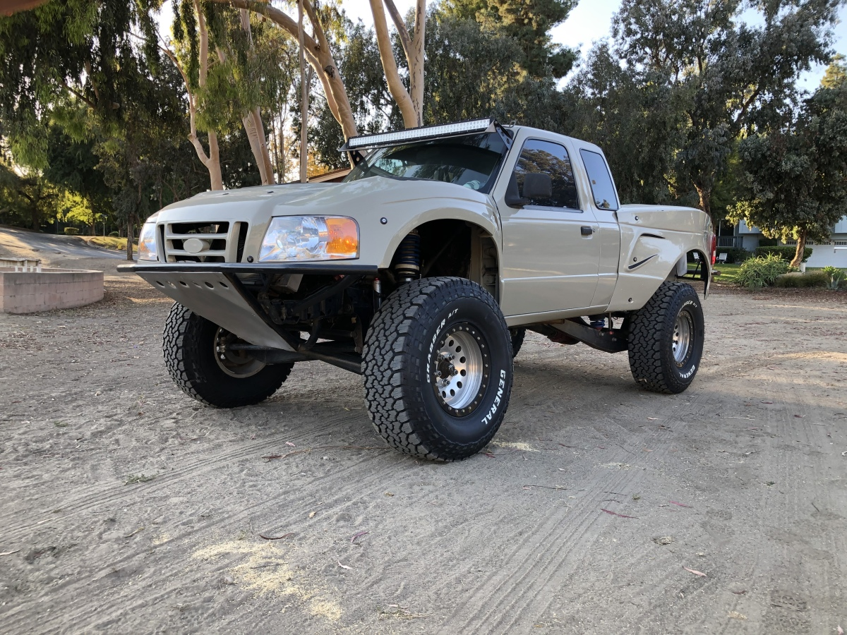 For Sale: 1996 Ford Ranger Prerunner Aluminum LS1 - photo0
