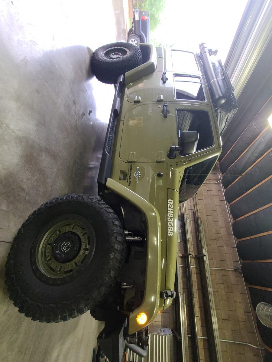 For Sale: 2013 jeep wrangler j/k oscar Mike freedom edition - photo4