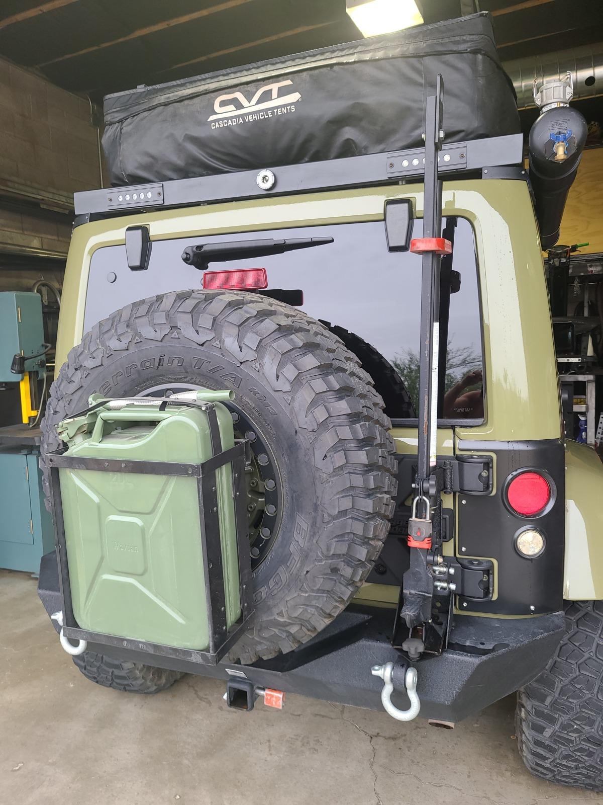 For Sale: 2013 jeep wrangler j/k oscar Mike freedom edition - photo2