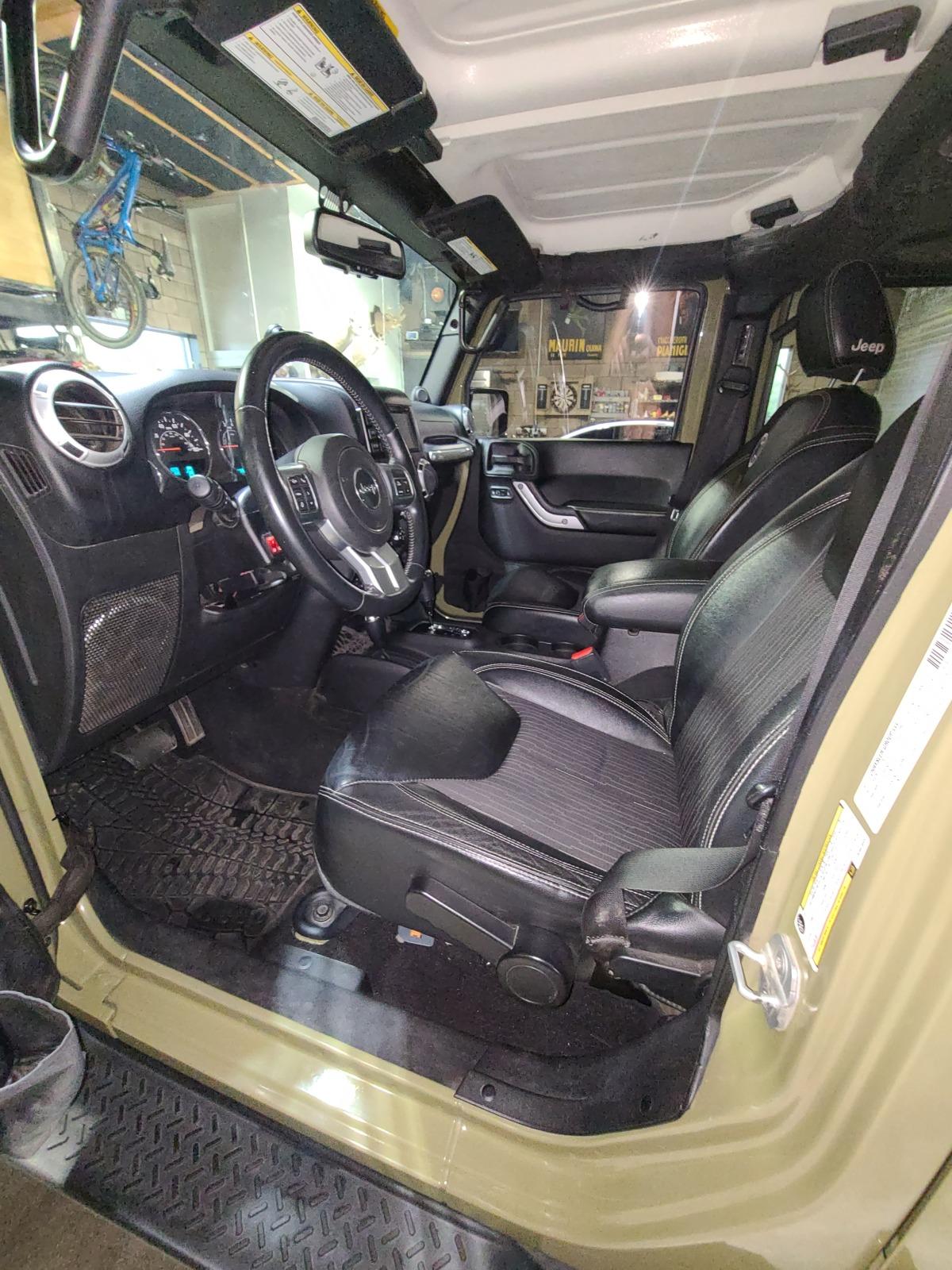 For Sale: 2013 jeep wrangler j/k oscar Mike freedom edition - photo5