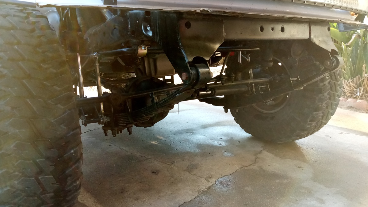 For Sale: Jeep Cherokee PreRunner - photo12