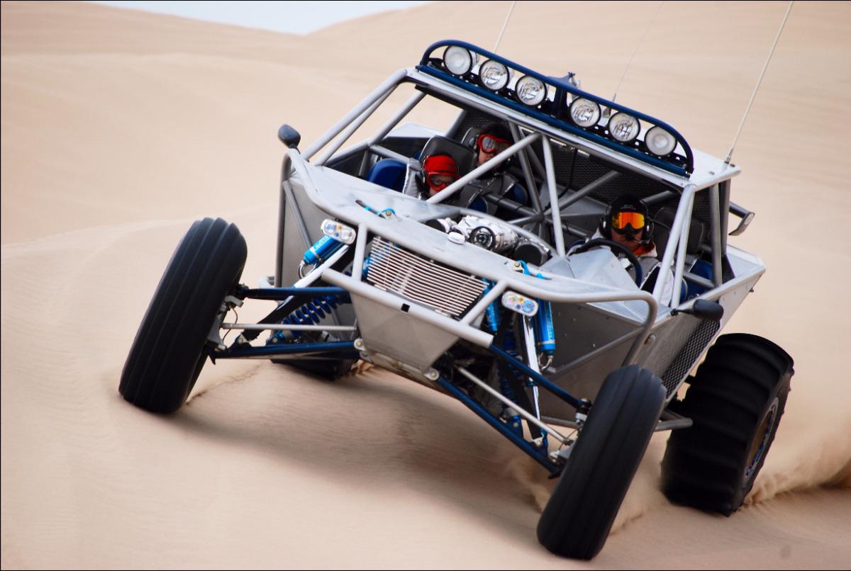 For Sale: 2010 V8Rail Tri-Sport: Sand, Dirt, and Street CA Registered - photo6