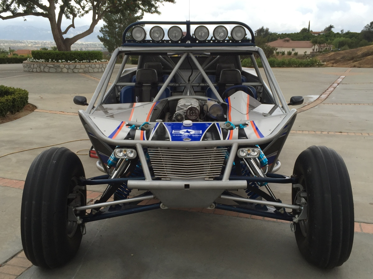 For Sale: 2010 V8Rail Tri-Sport: Sand, Dirt, and Street CA Registered - photo1