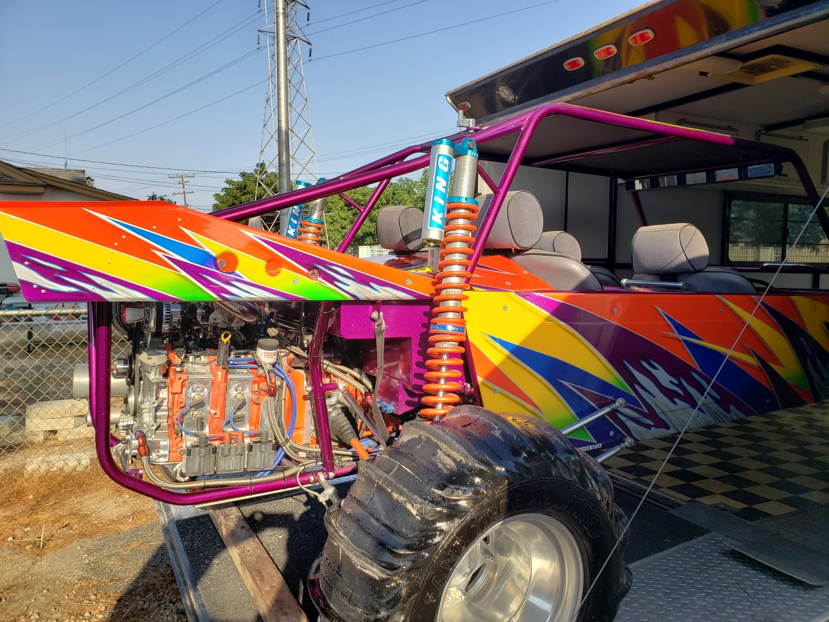 For Sale: Sand Rail 5 seater with Trailer - photo4