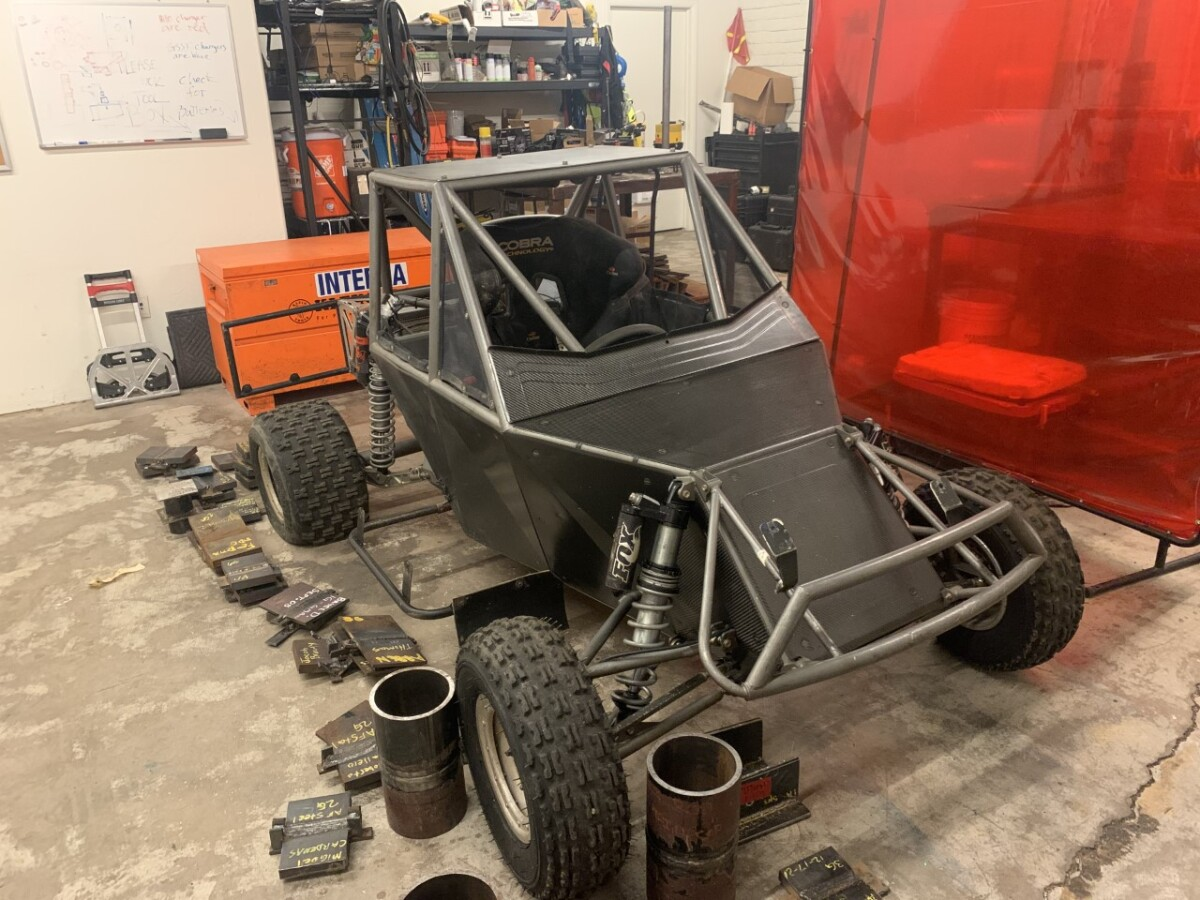 For Sale: Modified Kart for sale  - photo0