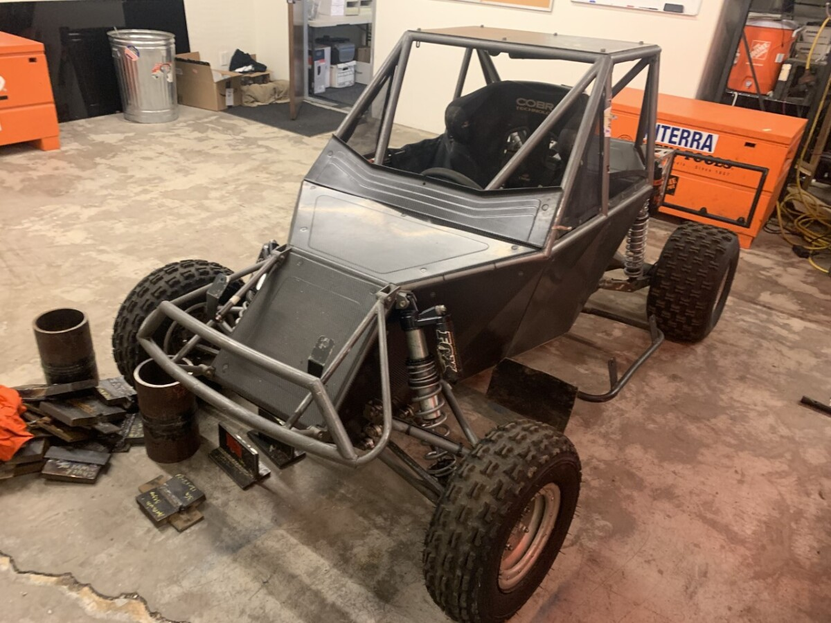 For Sale: Modified Kart for sale  - photo1