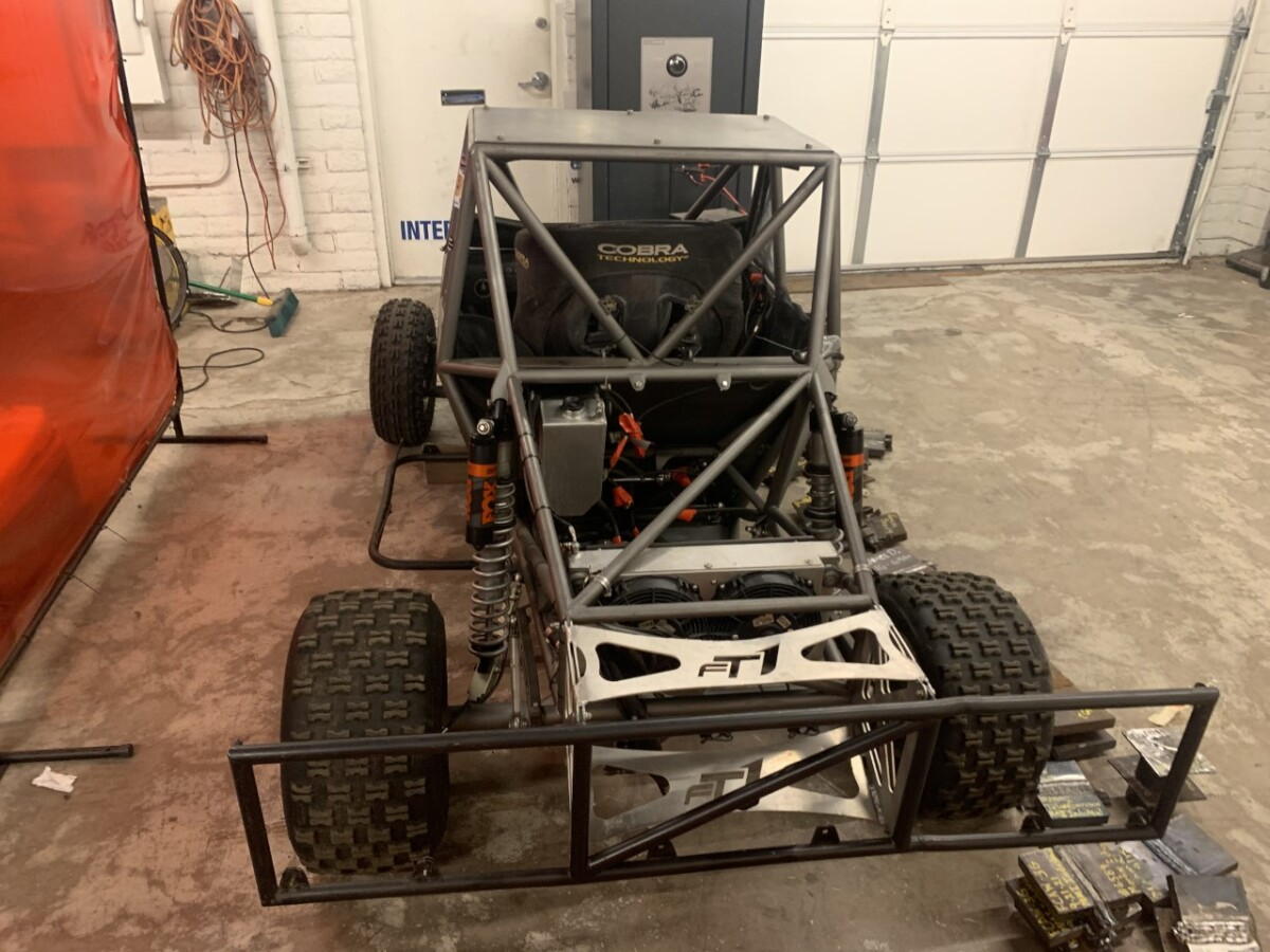 For Sale: Modified Kart for sale  - photo3