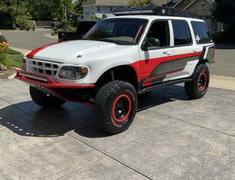 For Sale:4WD Explorer