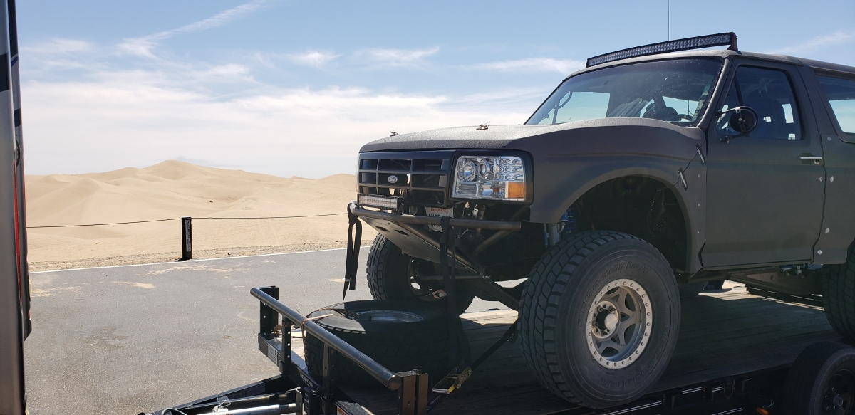 For Sale: 4-Seat, 4-Linked, Street Legal Bronco Prerunner - photo5