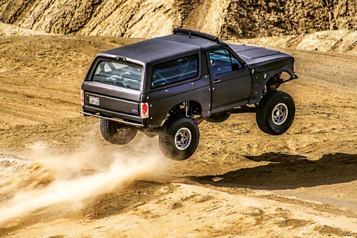 For Sale: 4-Seat, 4-Linked, Street Legal Bronco Prerunner - photo10