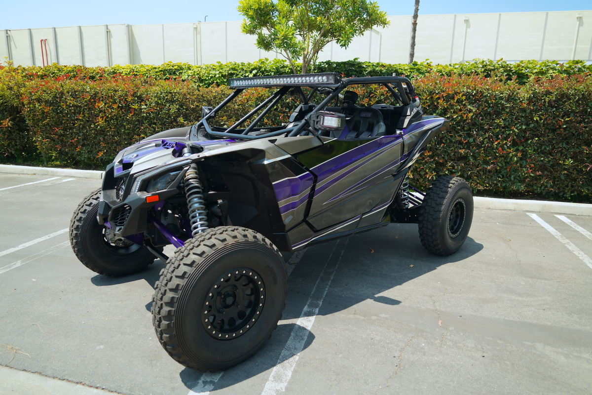 For Sale: 2018 Can Am X3 RS - photo3