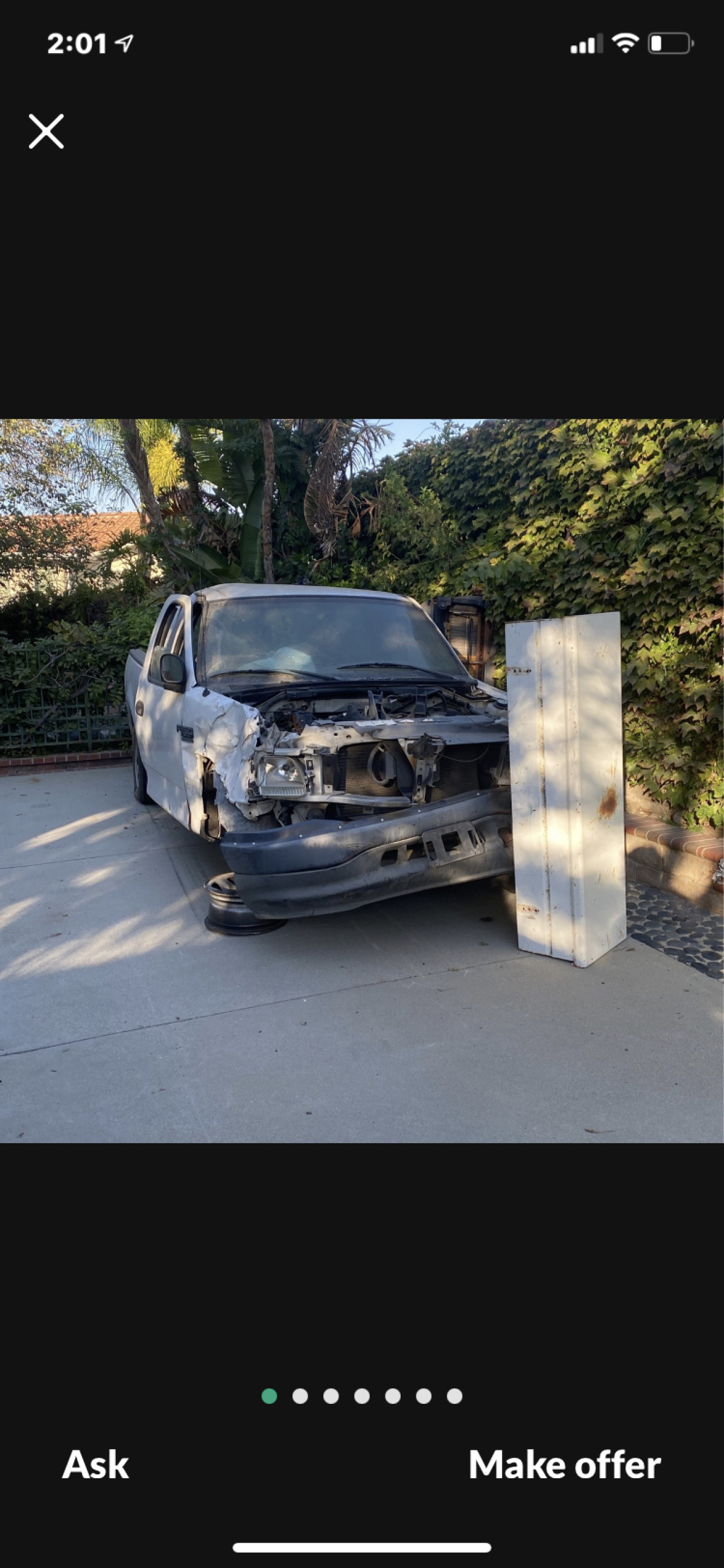 For Sale: Parting out 2004 F-150 heritage - photo0