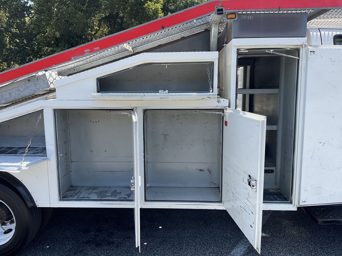 """For Sale: One of a kind chase truck / car carrier """"price reduced"""" 25k - photo20"""