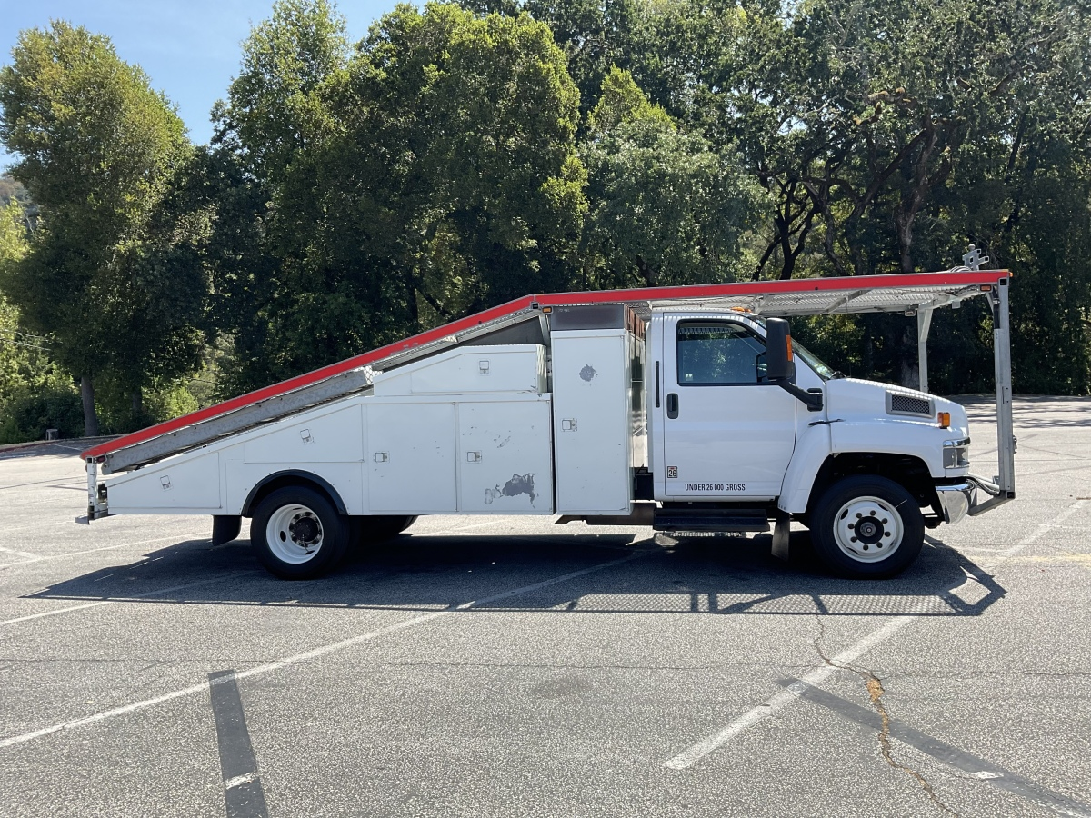 """For Sale: One of a kind chase truck / car carrier """"price reduced"""" 25k - photo4"""