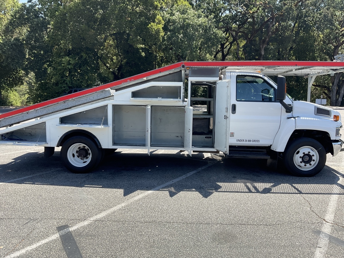 """For Sale: One of a kind chase truck / car carrier """"price reduced"""" 25k - photo17"""