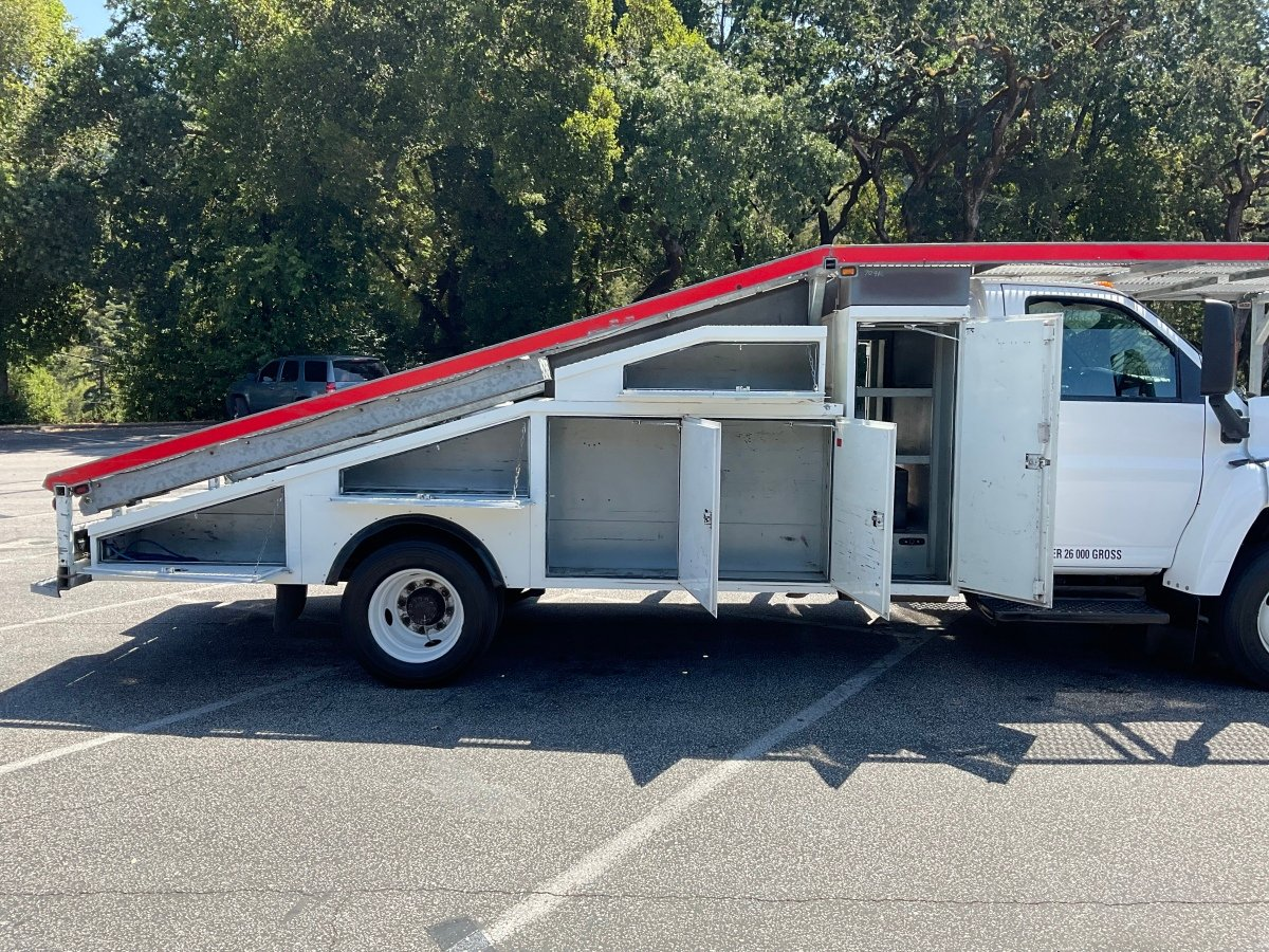 """For Sale: One of a kind chase truck / car carrier """"price reduced"""" 25k - photo18"""