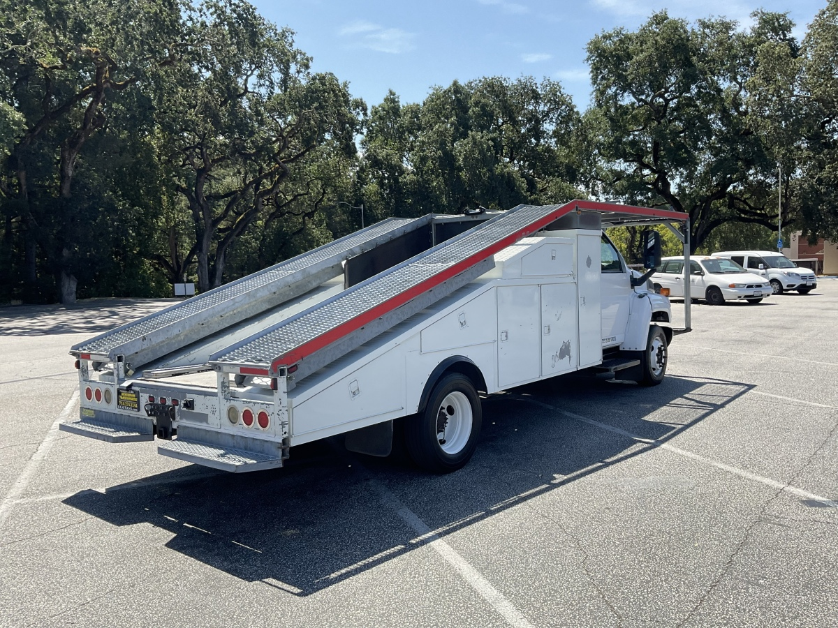 """For Sale: One of a kind chase truck / car carrier """"price reduced"""" 25k - photo5"""