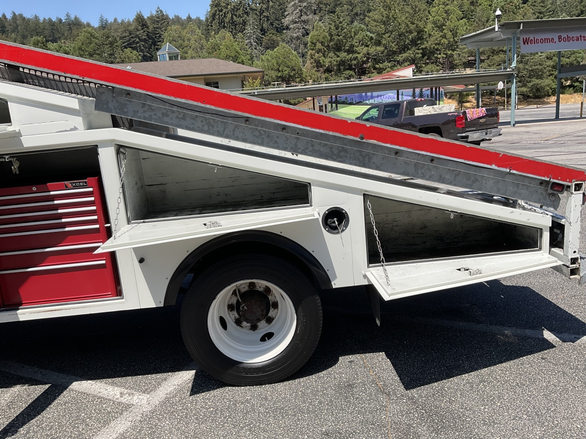"""For Sale: One of a kind chase truck / car carrier """"price reduced"""" 25k - photo16"""