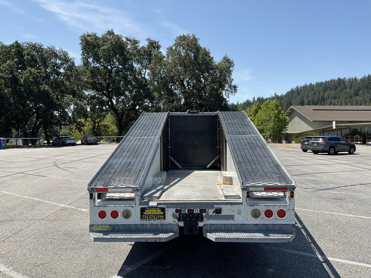 """For Sale: One of a kind chase truck / car carrier """"price reduced"""" 25k - photo6"""