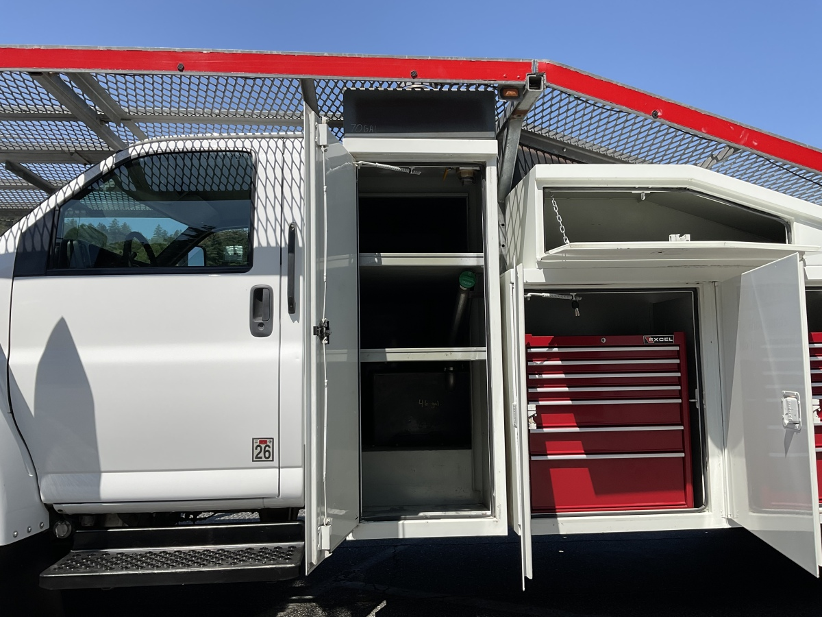 """For Sale: One of a kind chase truck / car carrier """"price reduced"""" 25k - photo14"""