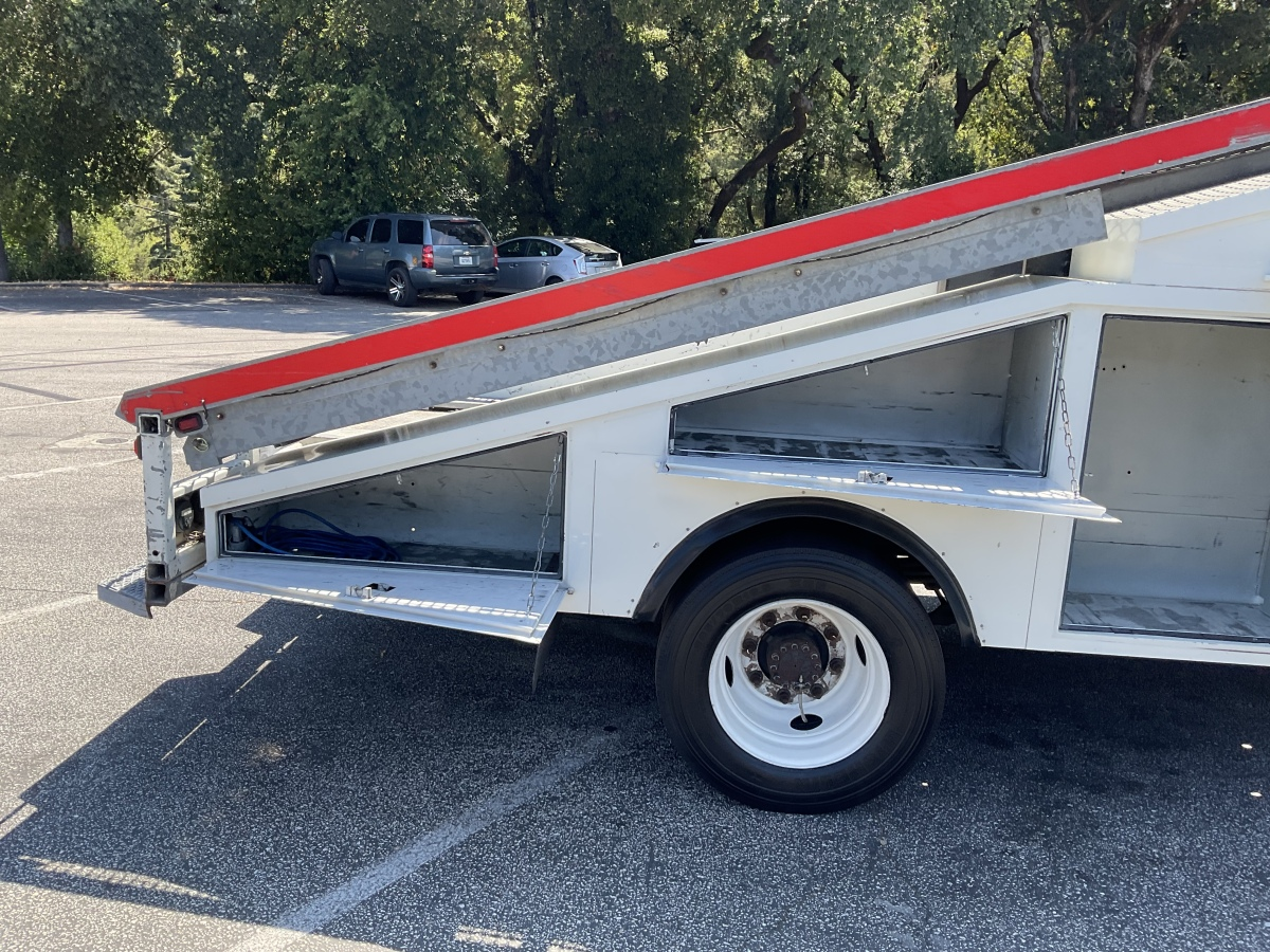"""For Sale: One of a kind chase truck / car carrier """"price reduced"""" 25k - photo19"""