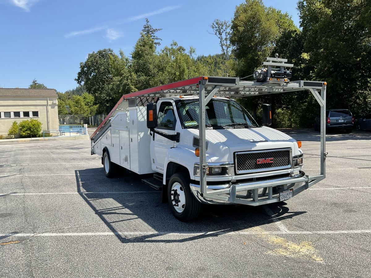 """For Sale: One of a kind chase truck / car carrier """"price reduced"""" 25k - photo3"""