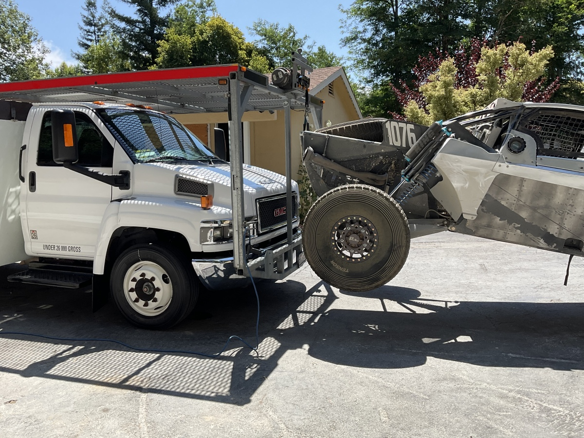 """For Sale: One of a kind chase truck / car carrier """"price reduced"""" 25k - photo23"""