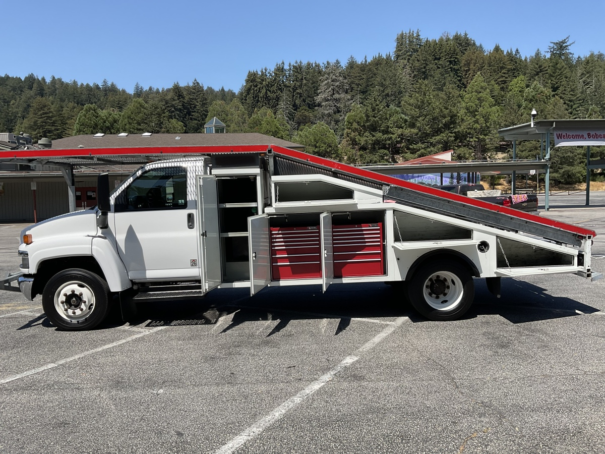 """For Sale: One of a kind chase truck / car carrier """"price reduced"""" 25k - photo13"""