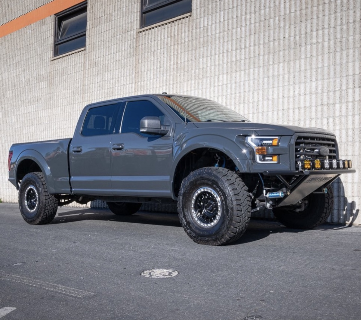 For Sale: 2017 Ford F-150 4WD Long Travel Build - photo0