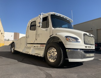 For Sale:2008 Freightliner M2 Business Class
