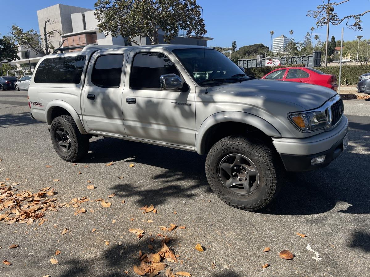 For Sale: 2003 Toyota Tacama TRD prerunner - photo0