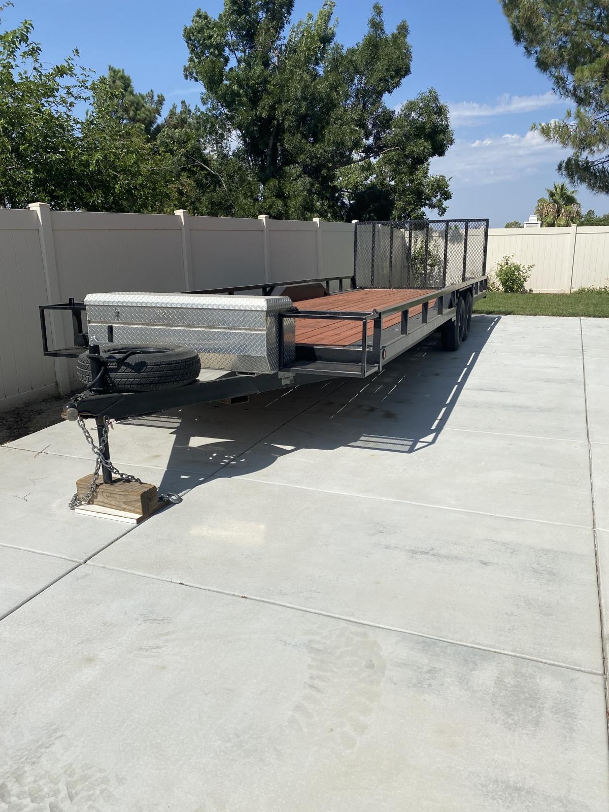 For Sale: 2020 sky trailer  - photo0