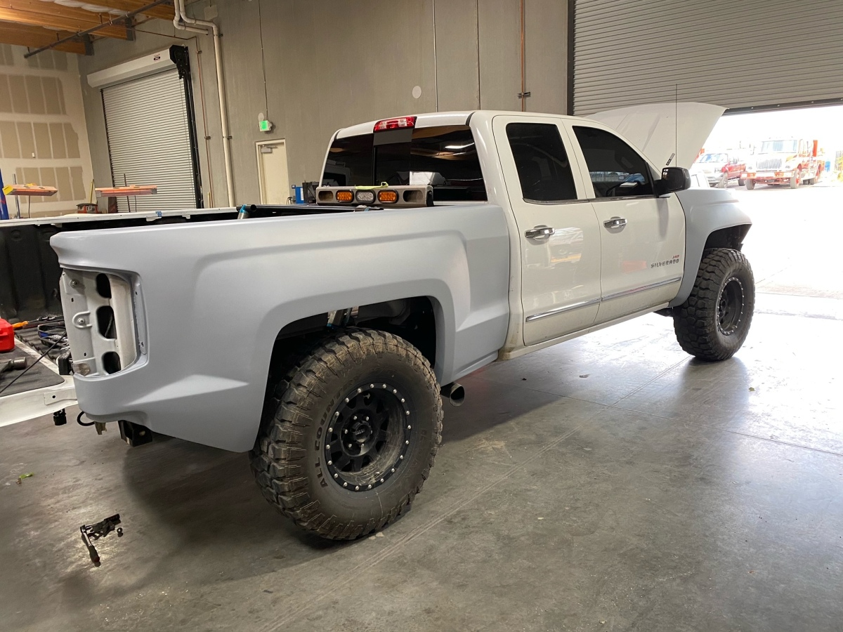 For Sale: 2017 Chevy 4x4 Prerunner - photo2