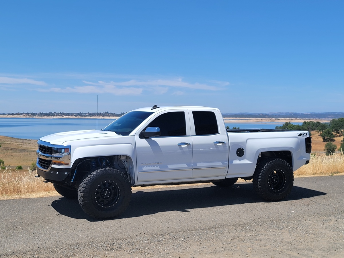 For Sale: 2017 Chevy 4x4 Prerunner - photo6