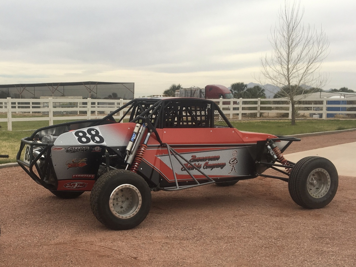 For Sale: Alumicraft Pro Buggy - photo1